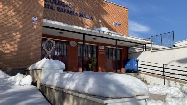 Colegio Santa Rafaela María nevado